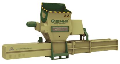 GREENMAX styrofoam Densifier