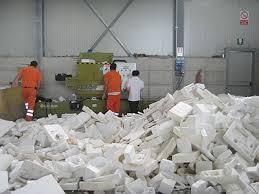 waste-styrofoam