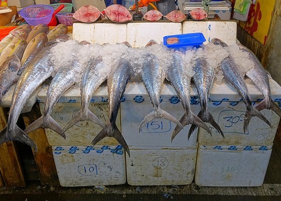 Styrofoam recycling should be widely known among fishmongers